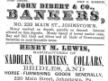 Business Ads City Directory 1869